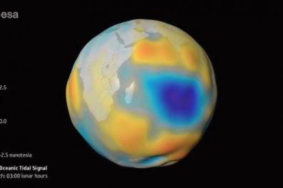 4_11_ESA Ocean Magnetic Field Map