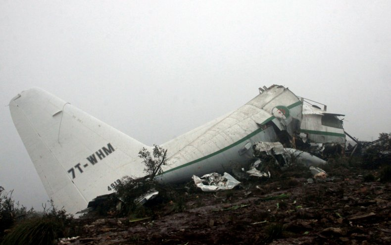 2014 Algeria plane crash