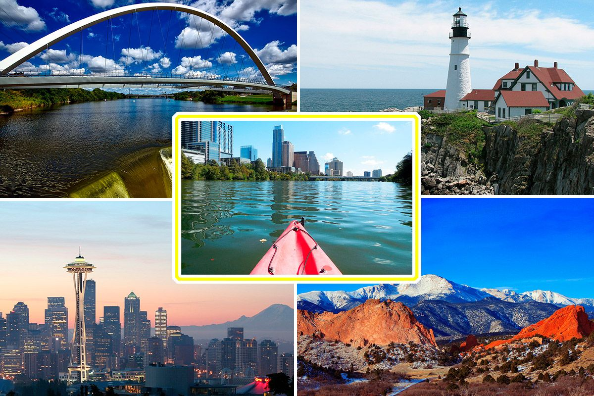 50 Best Places To Live In The U S In 2018