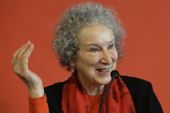 "Margaret Atwood Thinks ""Star Wars"" Inspired 9/11"