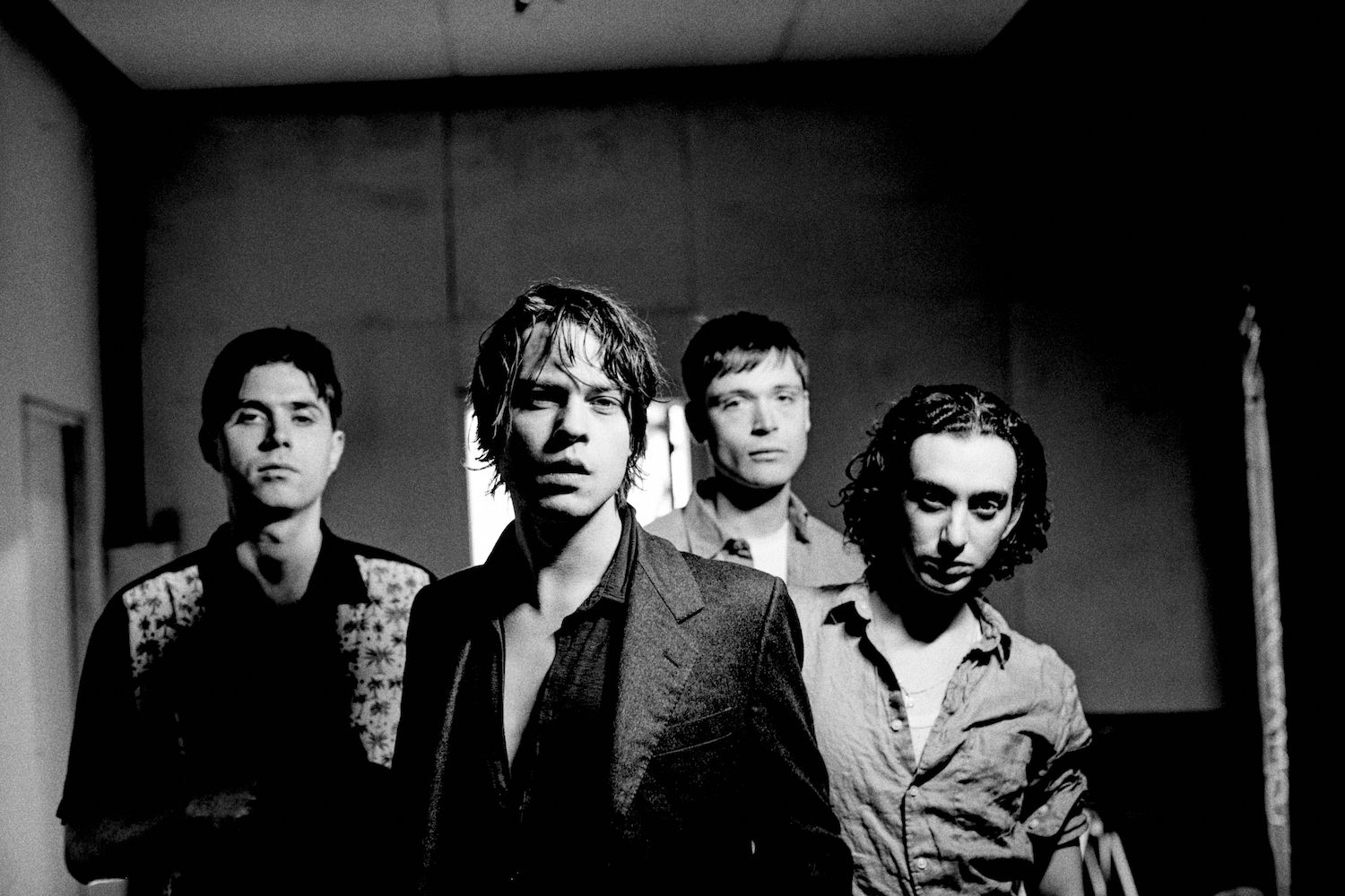 on the brink of insanity with iceage denmark s greatest punk band