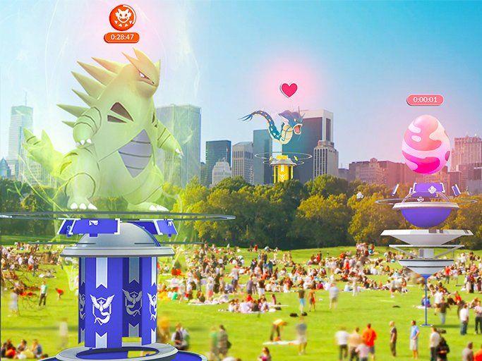 pokemon, go, raids, end, time, when, stop, reset, start, how, often
