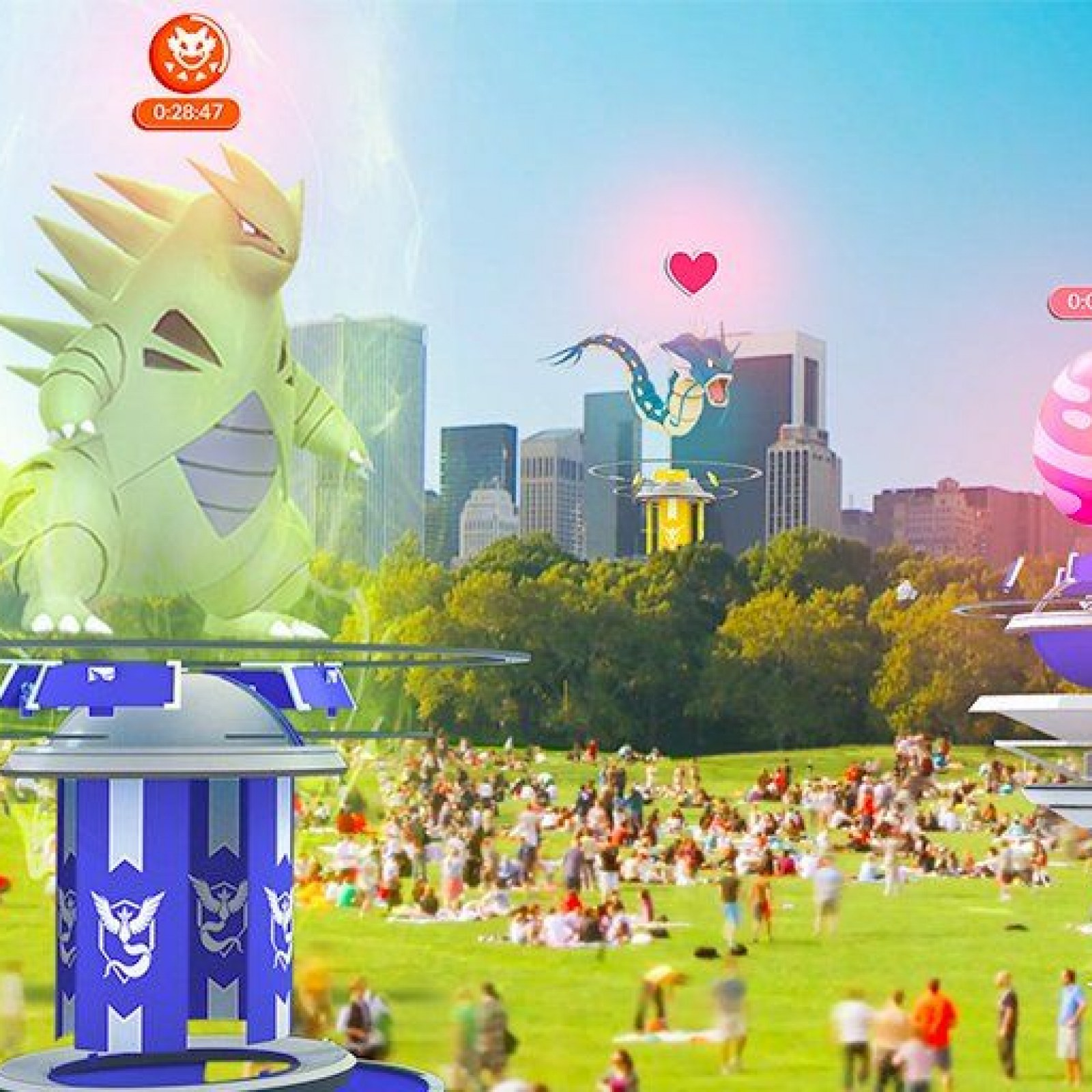 Pokémon Go' Raids: End Times, Cycles and More