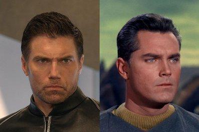 Comparison Captain PIke