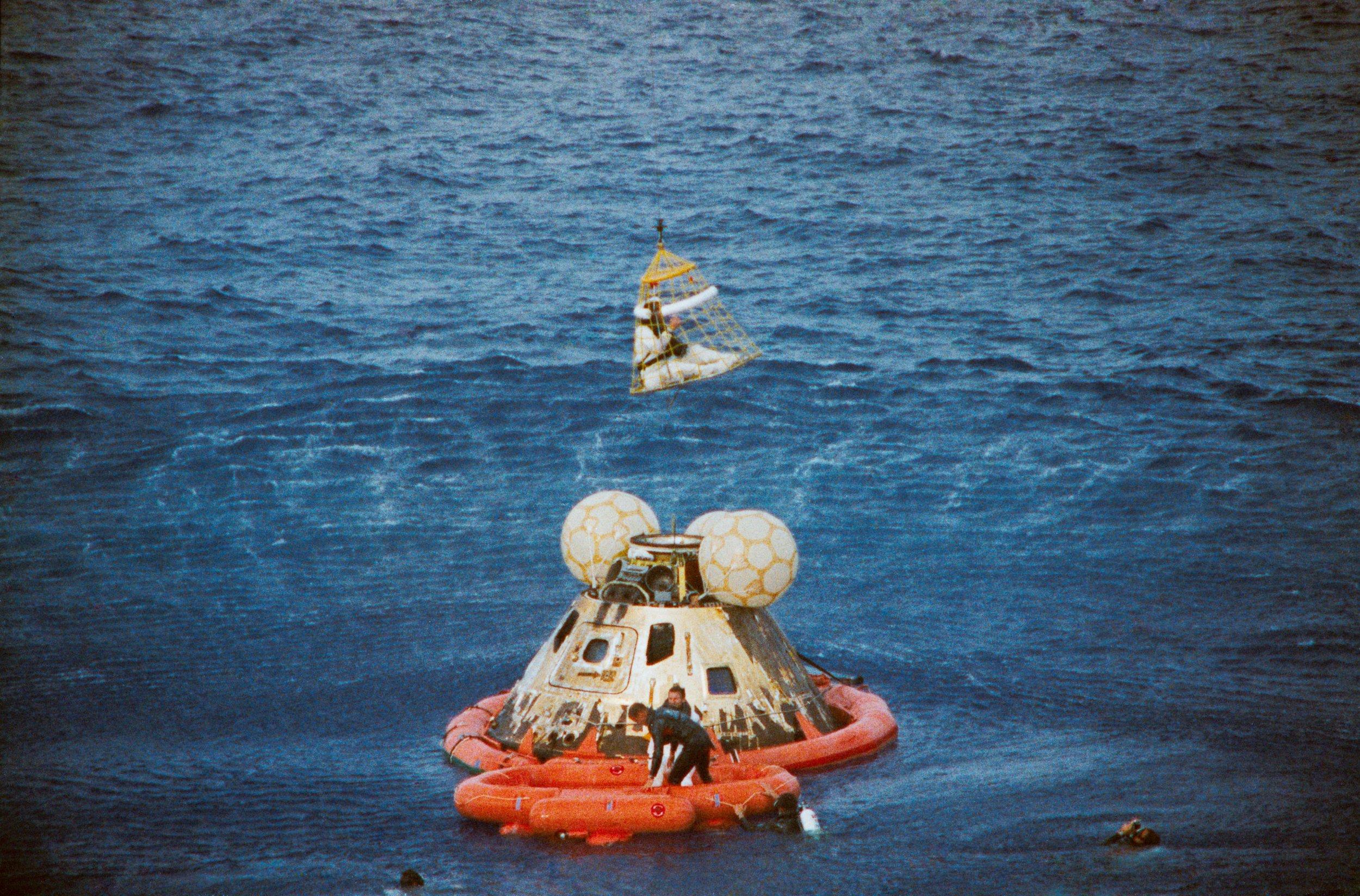 Apollo 13 Timeline: Follow Key Moments of Failed NASA
