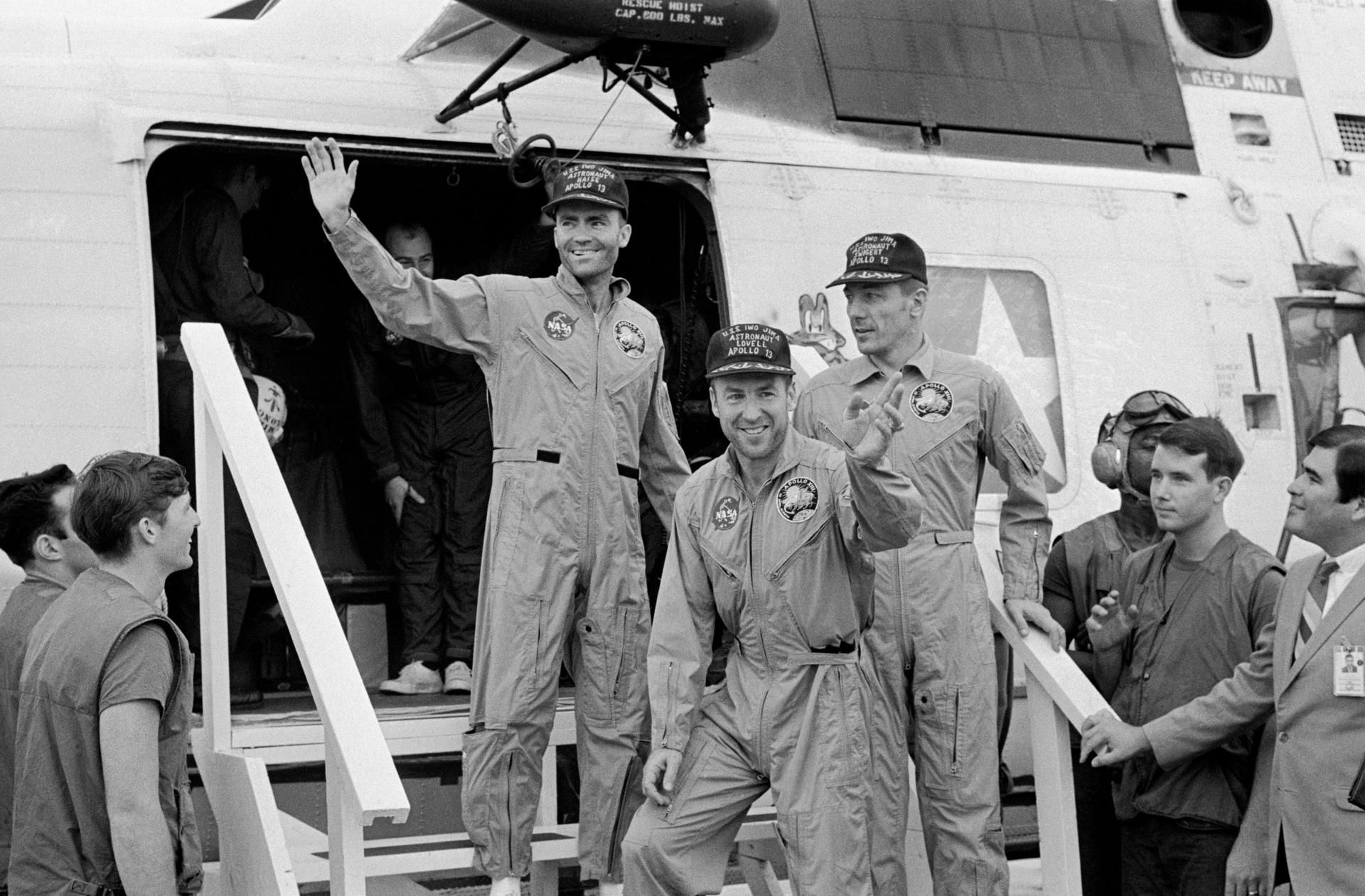 Apollo 13 Facts: The Historic Mission That Never Made It ...