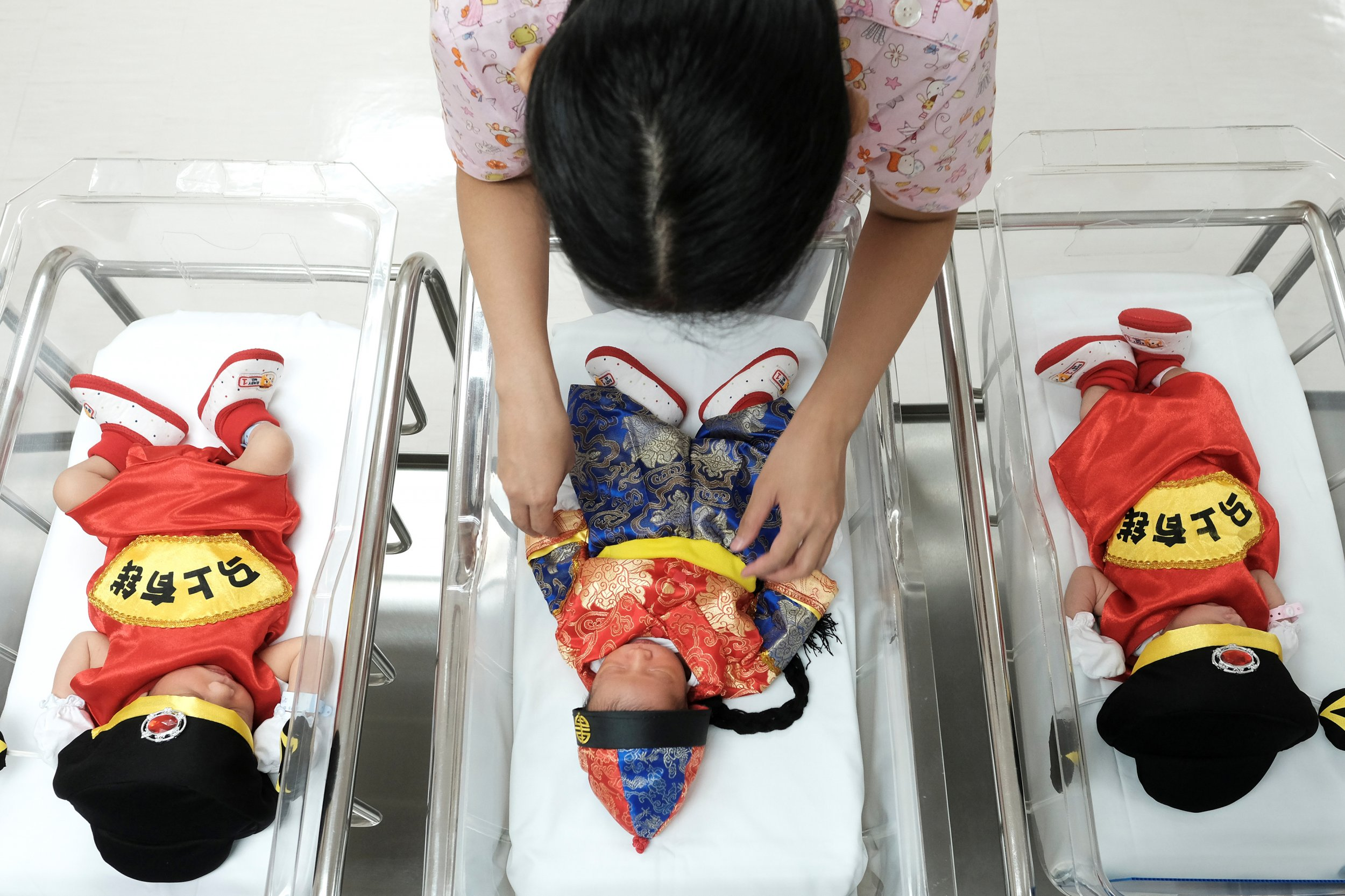 3fef0301c Chinese Baby Born Four Years After Parents Were Killed in Car Accident
