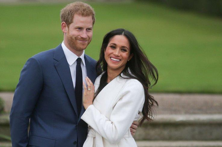 Prince Harry and Meghan Markle: The Royal Couple's Photo Album