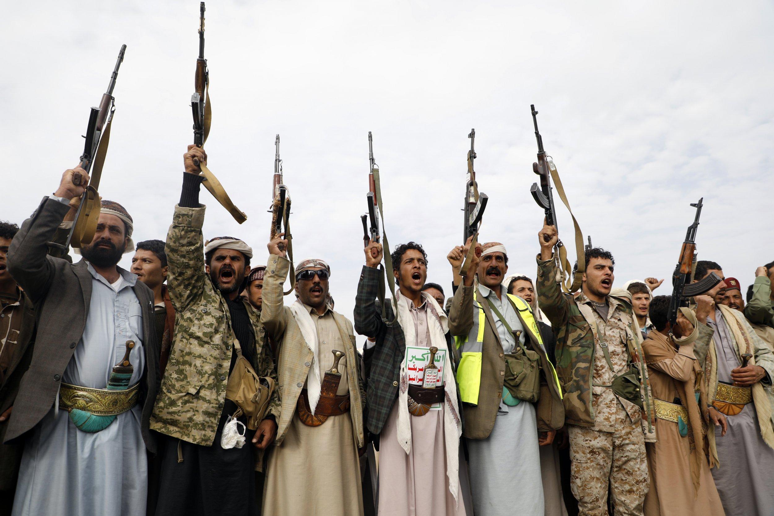 Houthis in Yemen