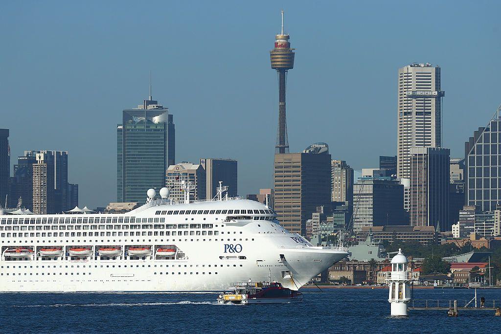 Passengers Aboard Pacific Dawn Cruise Ship Very Sad