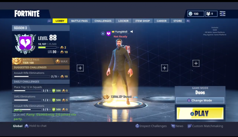 Matchmaking 2021 matchmaking custom best table fortnite keys How to