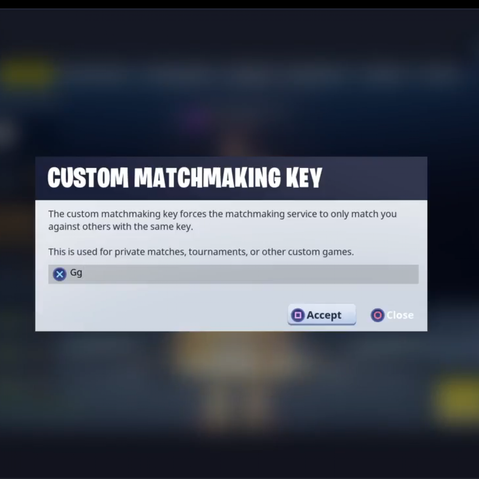 Fortnite' Custom Matchmaking Test Live on PS4, Xbox One With Keys