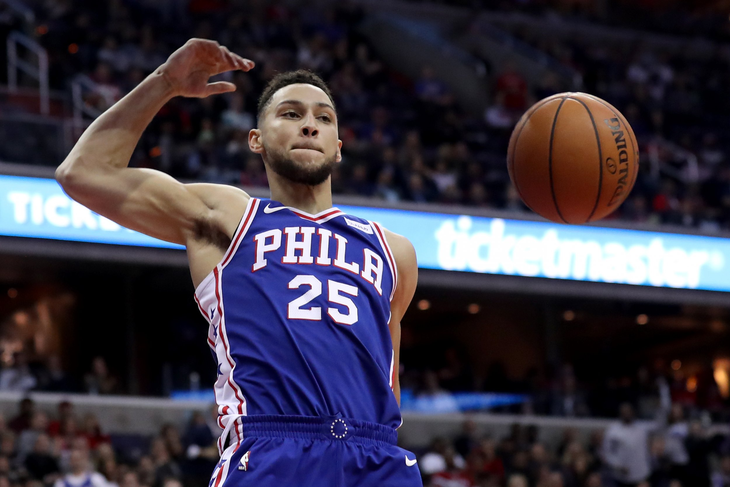 Ben Simmons: Is Ben Simmons A Real Rookie? Amid Donovan Mitchell's