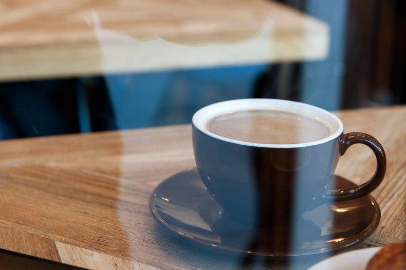 coffee cup liver cirrhosis