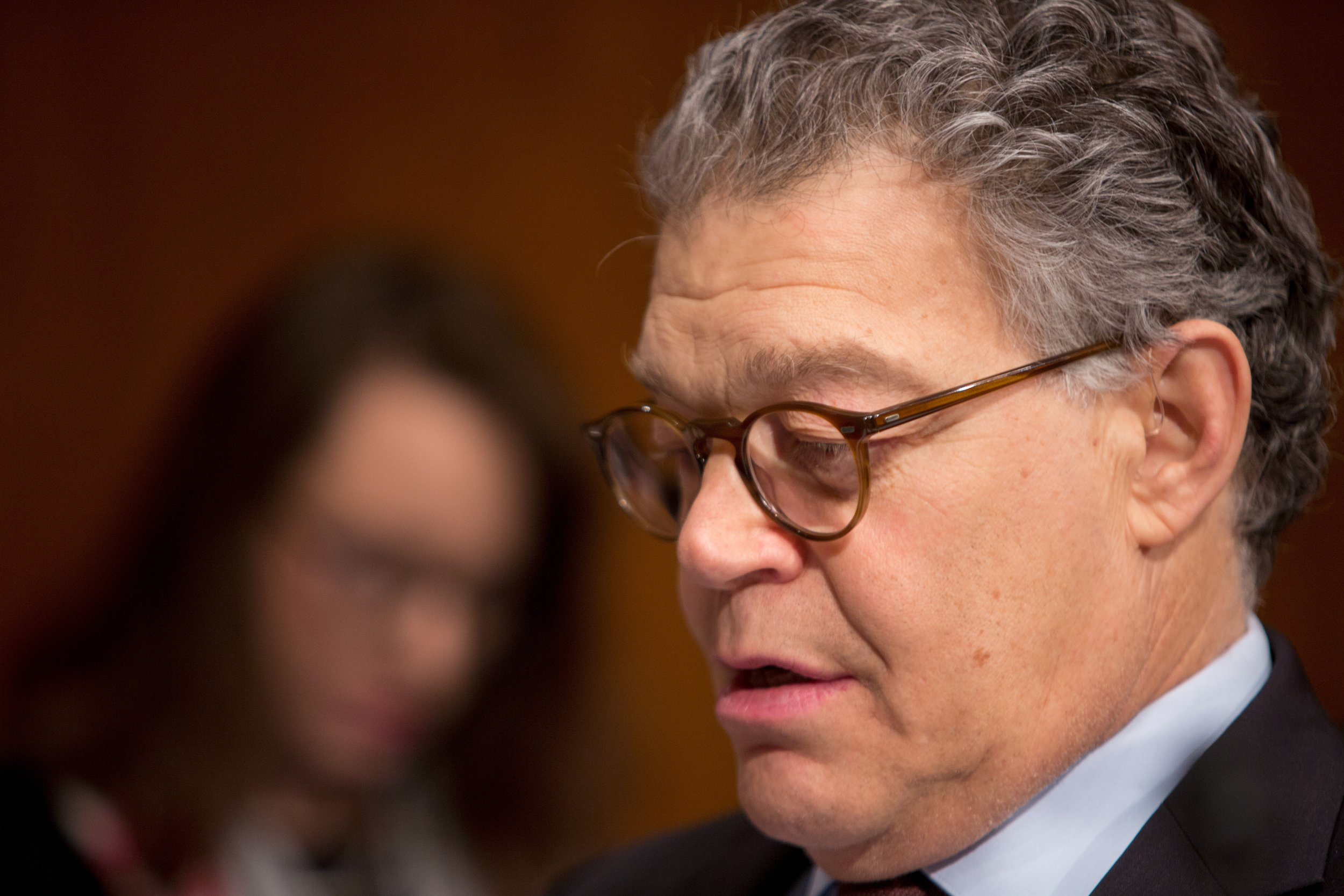 Minnesota Senator Amy Klobuchar thinks Al Franken will make a comeback