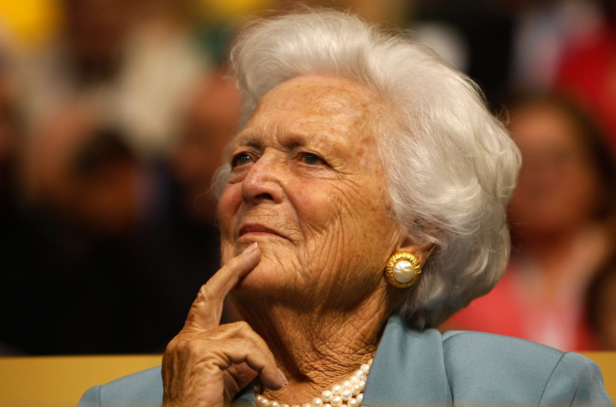 Barbara Bush Cause of Death: What is Chronic Obstructive