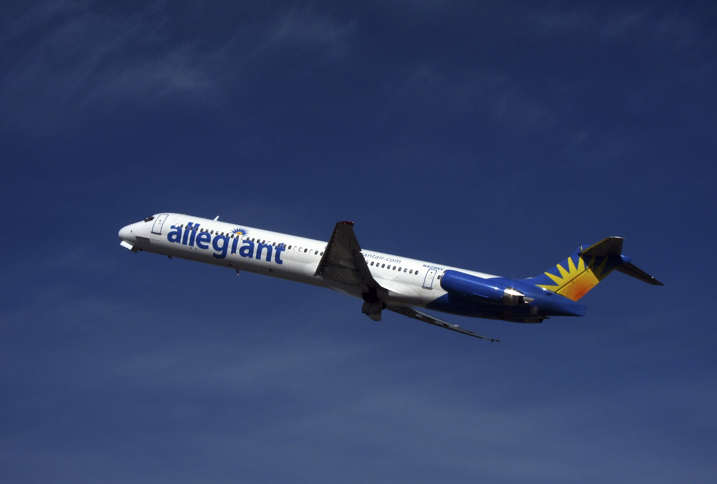 Is Allegiant Air Safe 60 Minutes Probes Airline S