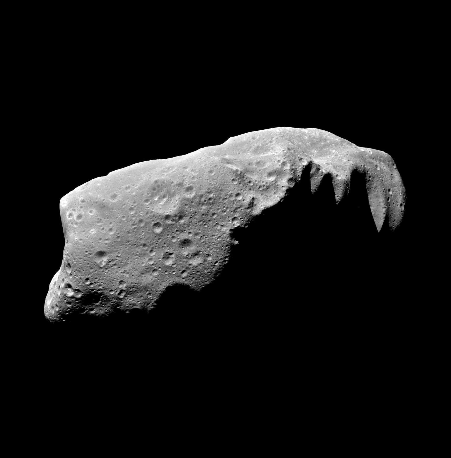 An asteroid skimmed Earth while you were asleep
