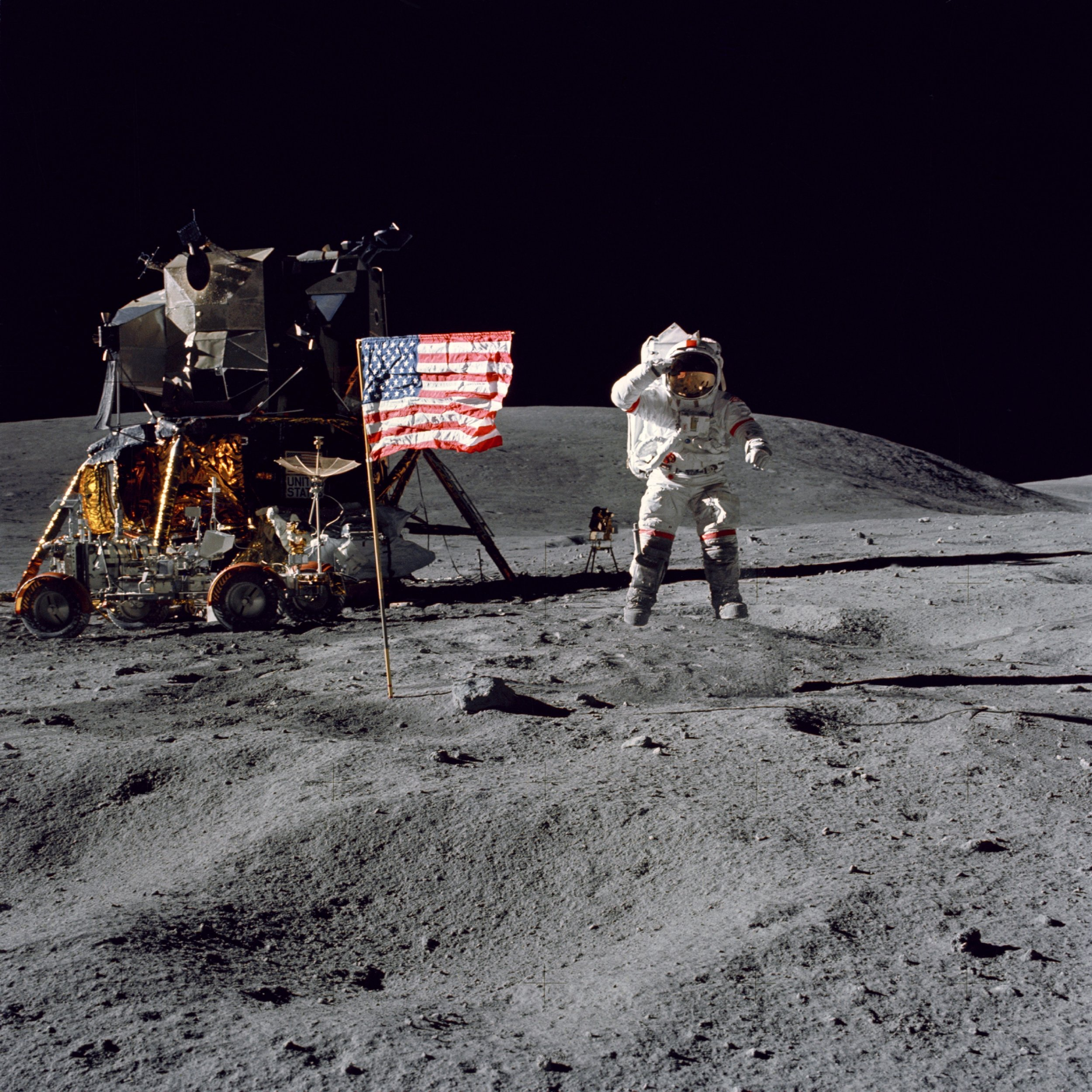 Apollo 16 Facts: What Happened During NASA's Moon-Landing ...