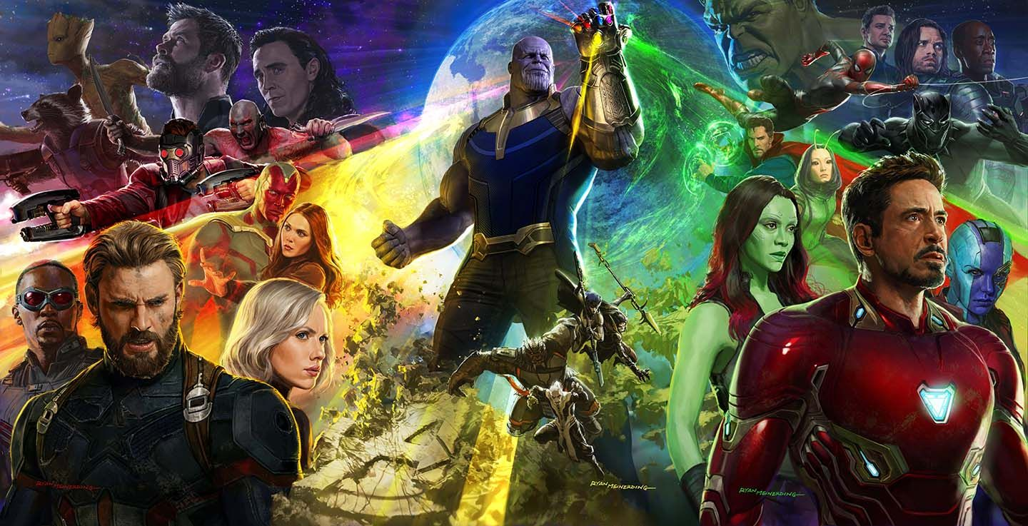 avengers: infinity war:' how the russo brothers saved captain