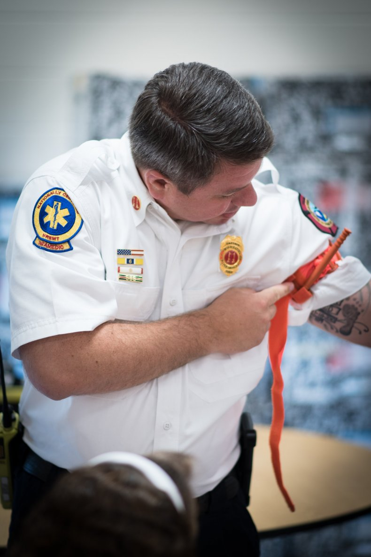 Fire official