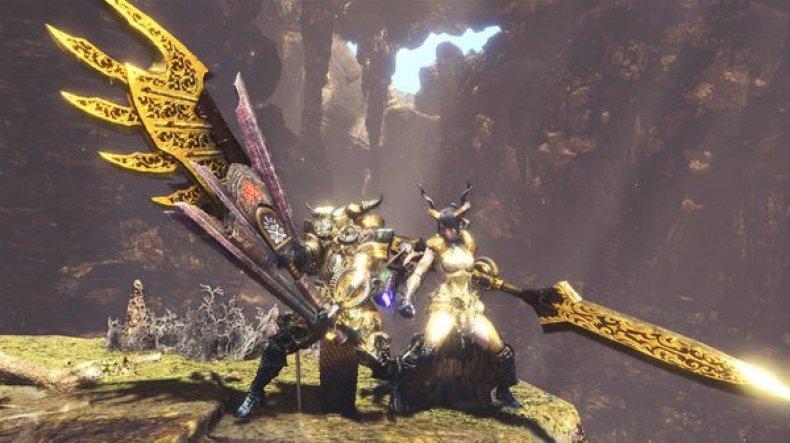kulve weapons monster hunter world