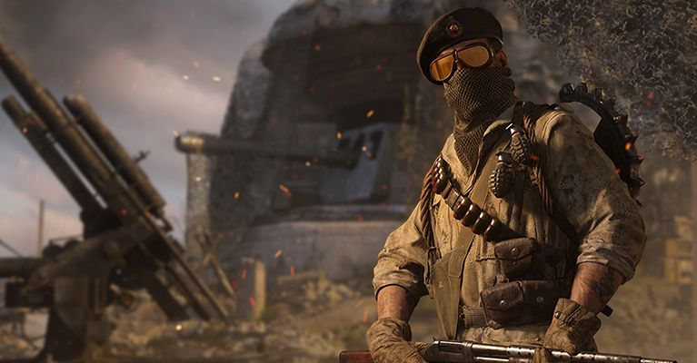 Call Of Duty WWII Blitzkrieg Event