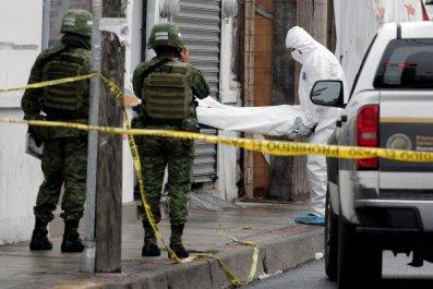 Mexico murder