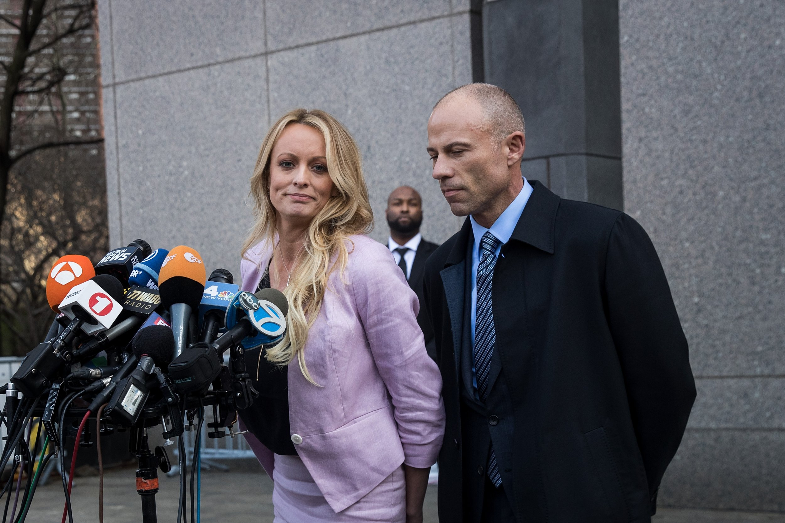 Stormy Daniels' Lawyer warns Trump of Evidence DVD and says Hannity faces 'embarassing' revelations