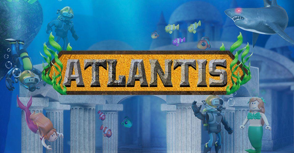 roblox atlantis event 2018 disaster island how to get atlantean tiara pauldrons guide tips tricks cheats walkthrough