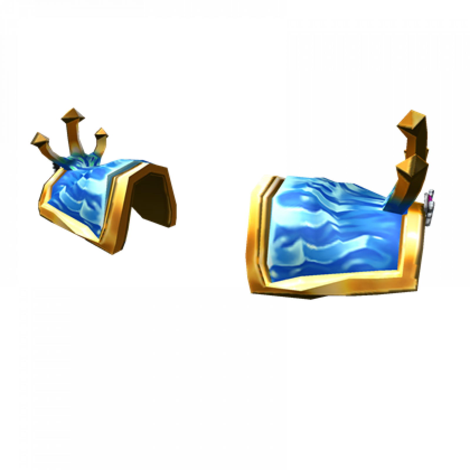 Roblox Atlantis Event Guide How To Get Atlantean Pauldrons And