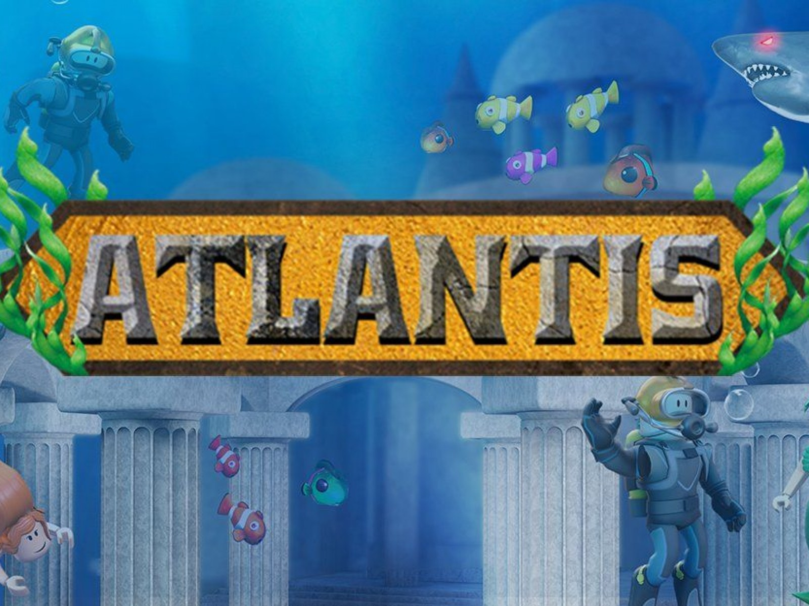 Roblox Atlantis Event Tradelands Guide How To Get Divers - roblox how does the game choose a spawn location