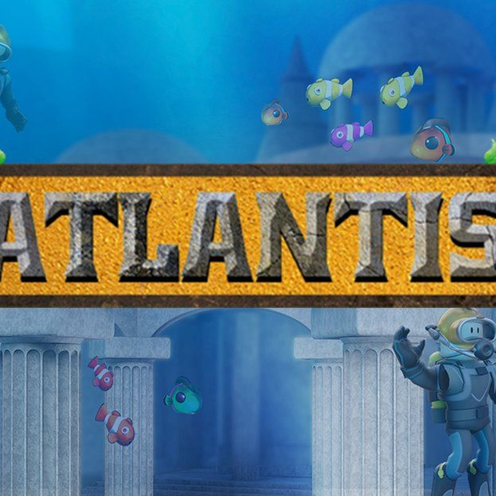 Roblox Atlantis Event Tradelands Guide How To Get Divers - beyond roblox map