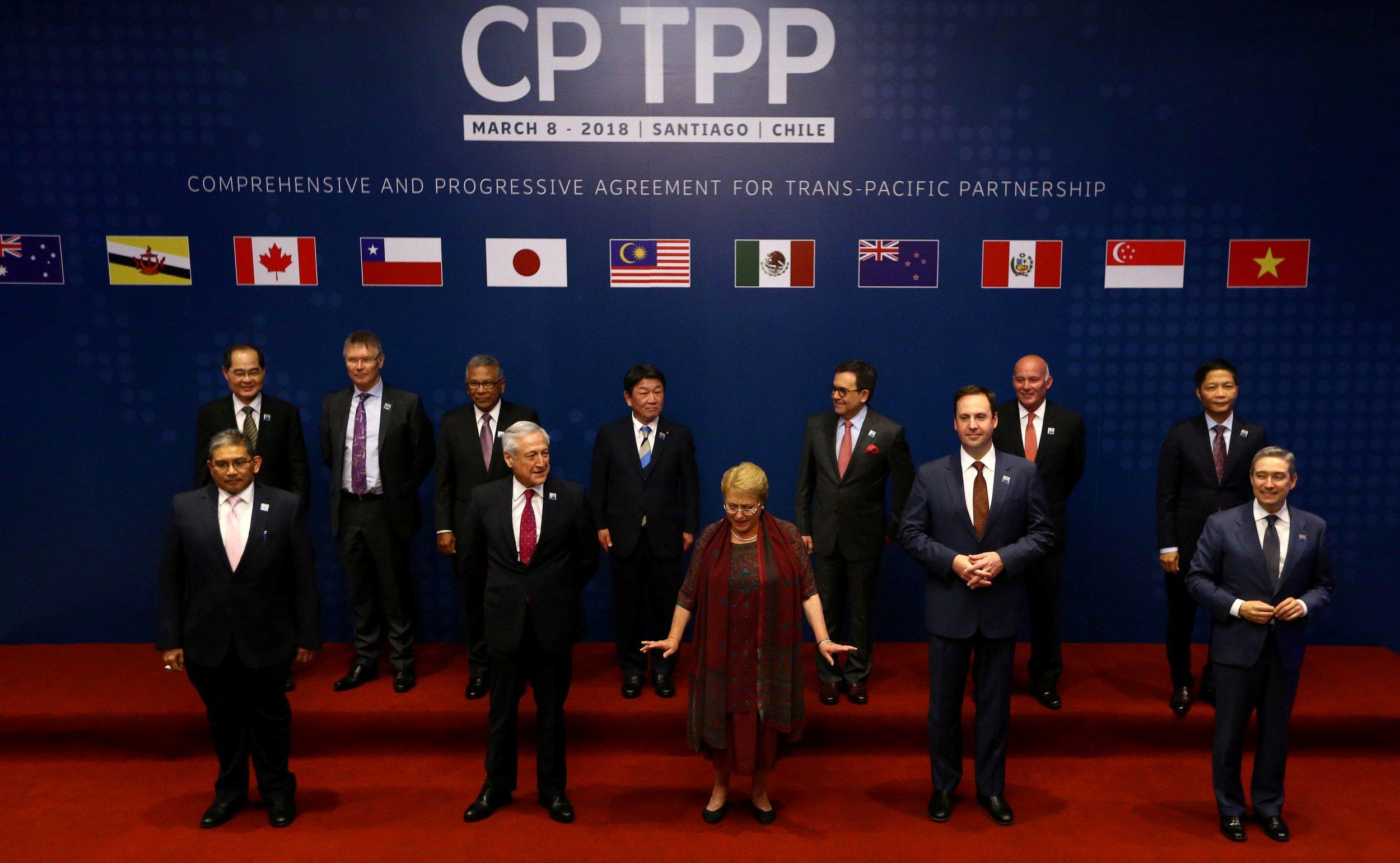 Trans-Pacific Partnership (TPP) Meeting