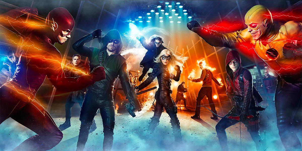 when will the flash season 4 black lightning arrow legends be on netflix release