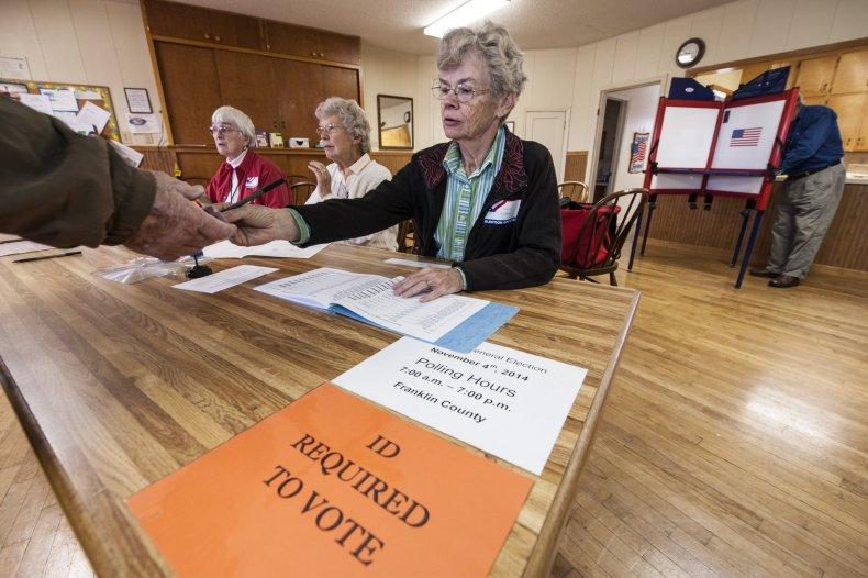 Kansas voting ID