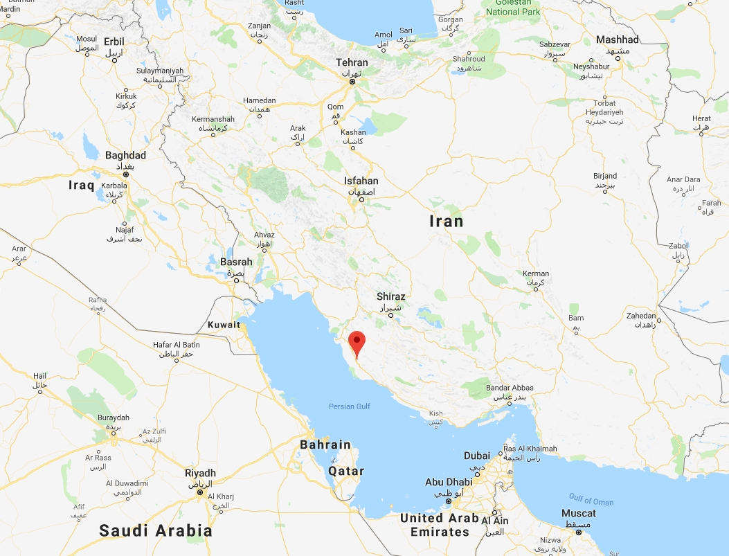 Earthquake Rattles Iran's Only Nuclear Power Plant on