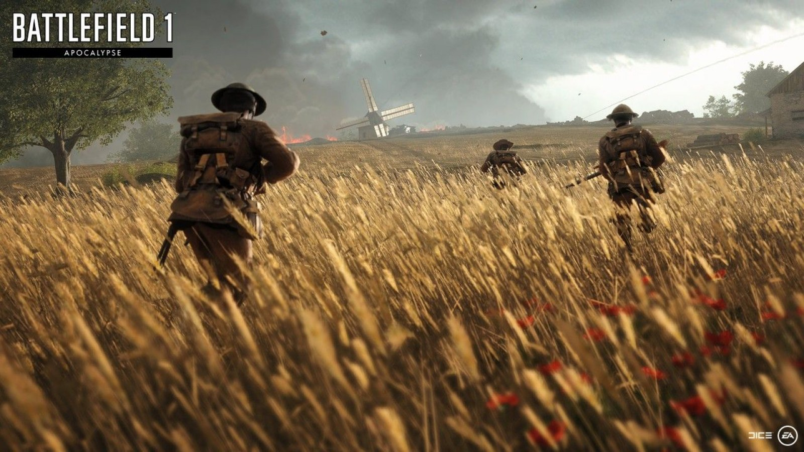 Battlefield 1 Rupture Dlc Map Goes Free Monthly Updates End In June
