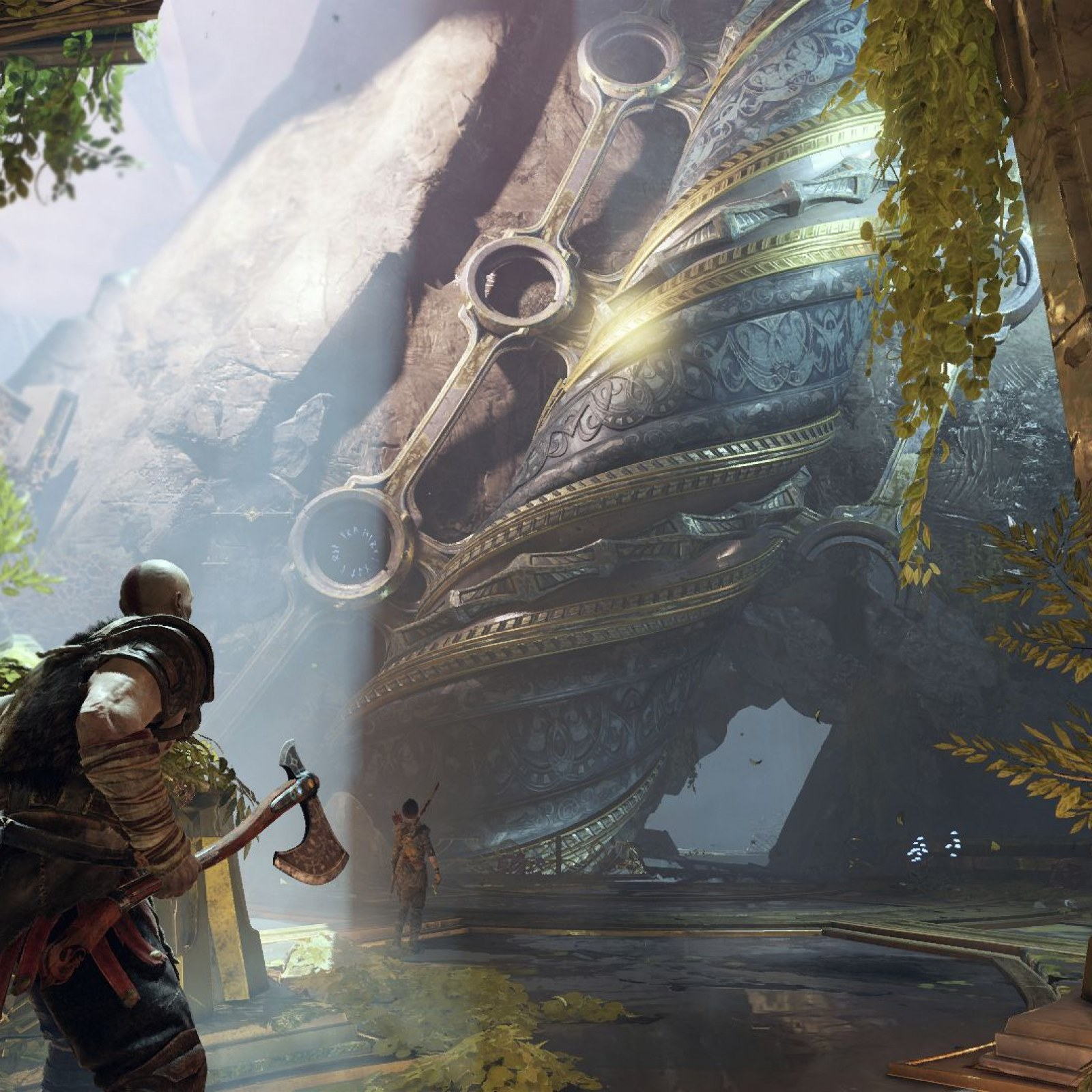 God of War\' Treasure Map Locations: How To Find All 12, Solve ...