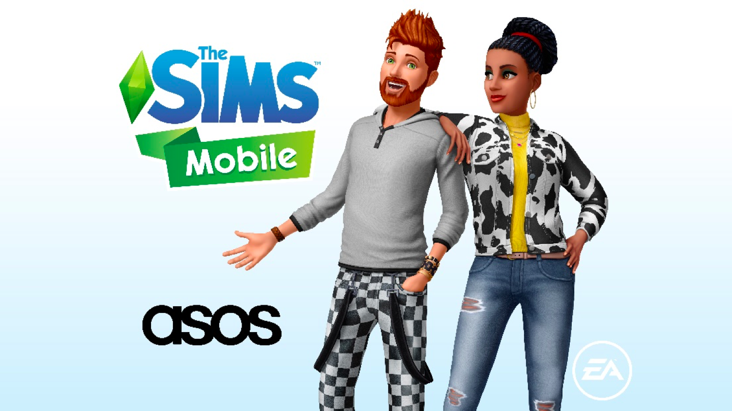 The Sims Mobile Nabs Asos For All You Hypebeasts Out There