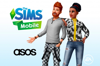 the sims mobile asos fashion event challenge