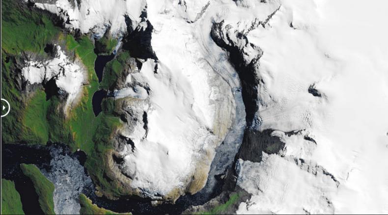 south patagonian glacier feb 4 2017