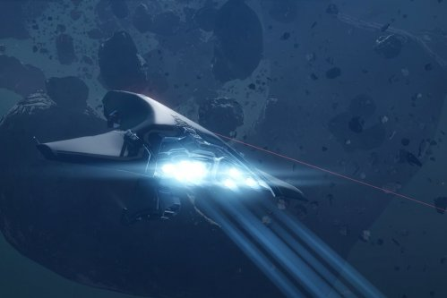 EVE Online' Holiday Event: Operation Permafrost Adds New
