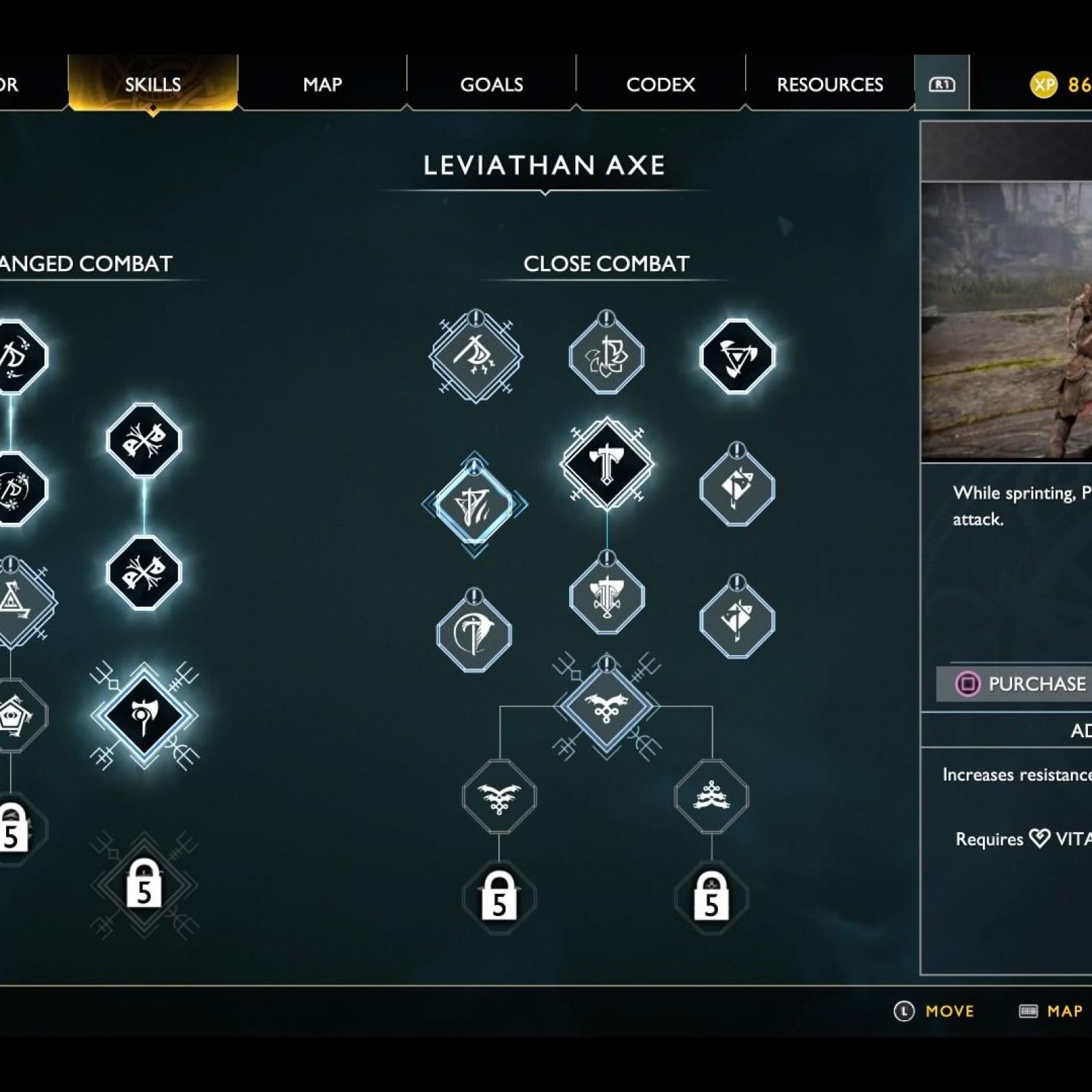 God of War' Beginner's Guide: Stats, Battling, Skill Trees