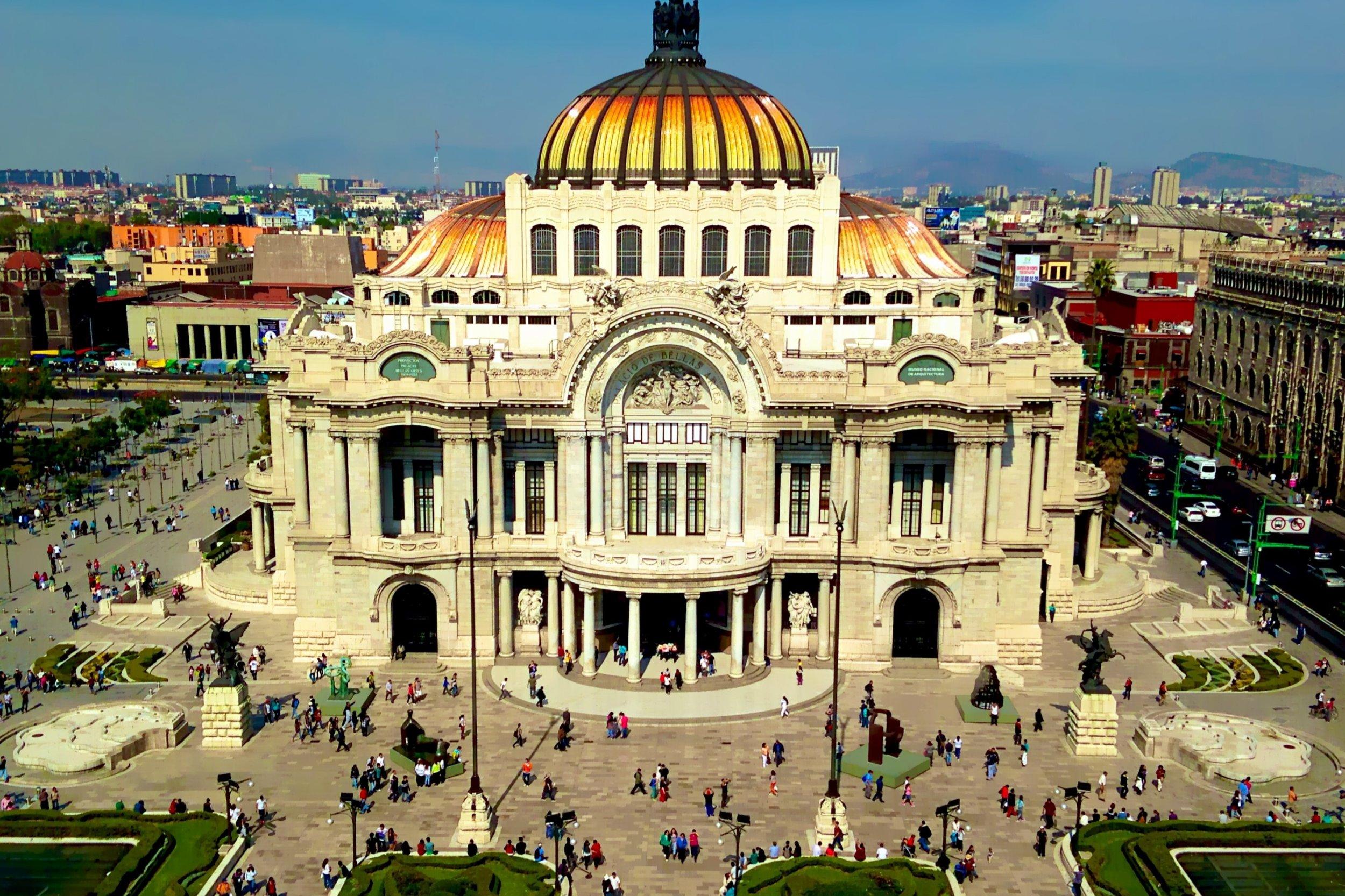08 Mexico City