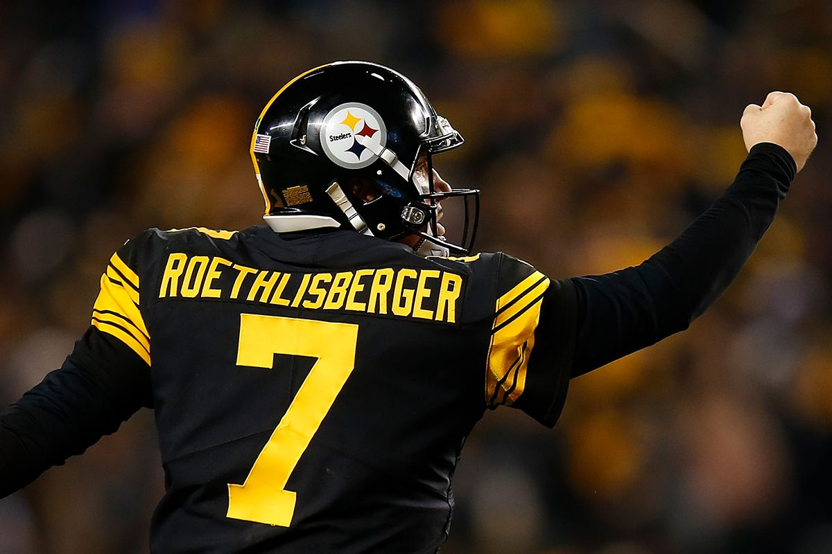 32 Ben Roethlisberger