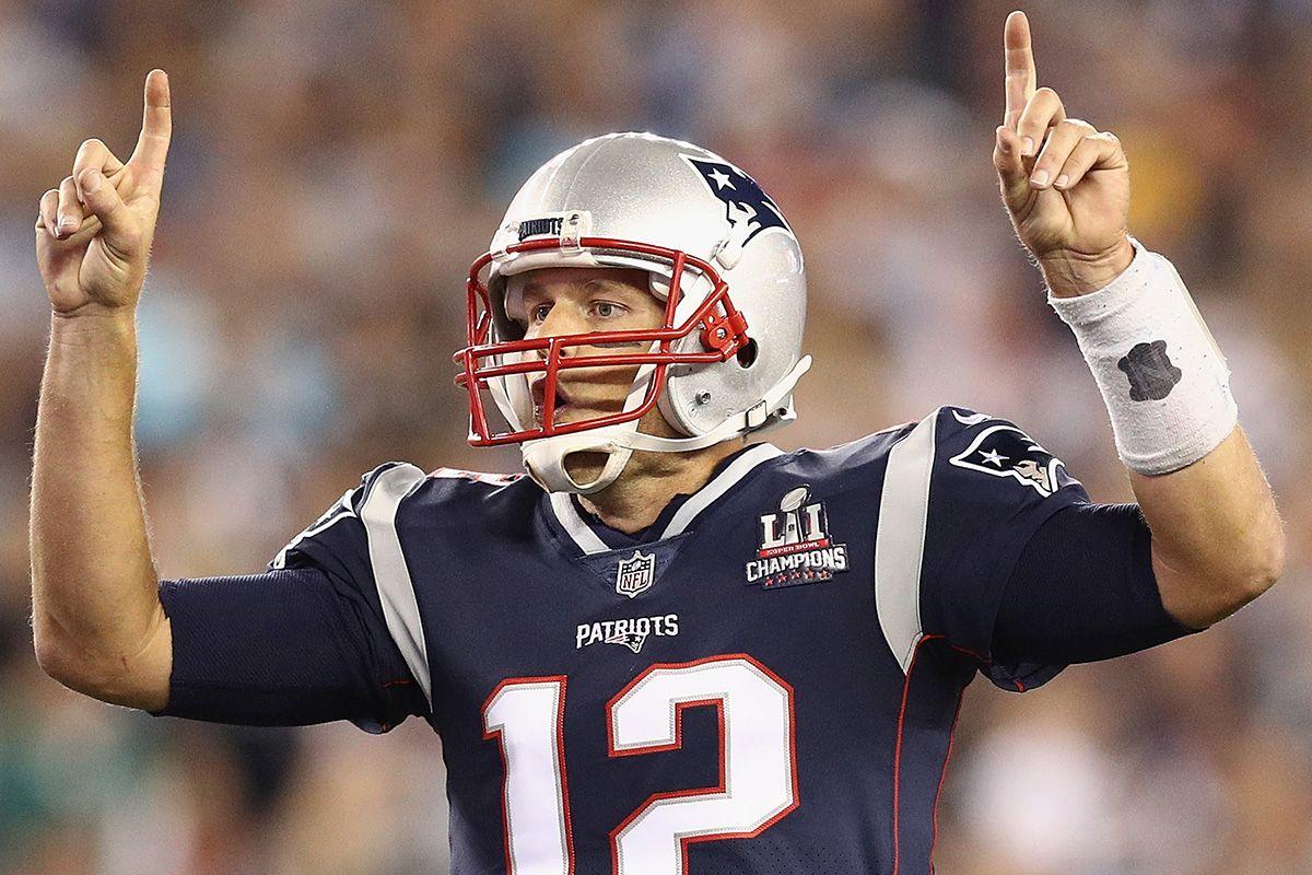 50 Tom Brady