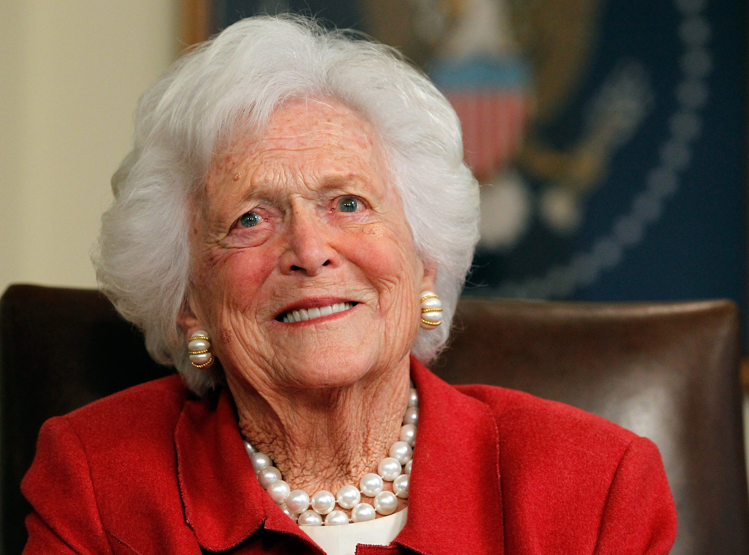 who will attend barbara bush funeral former first lady