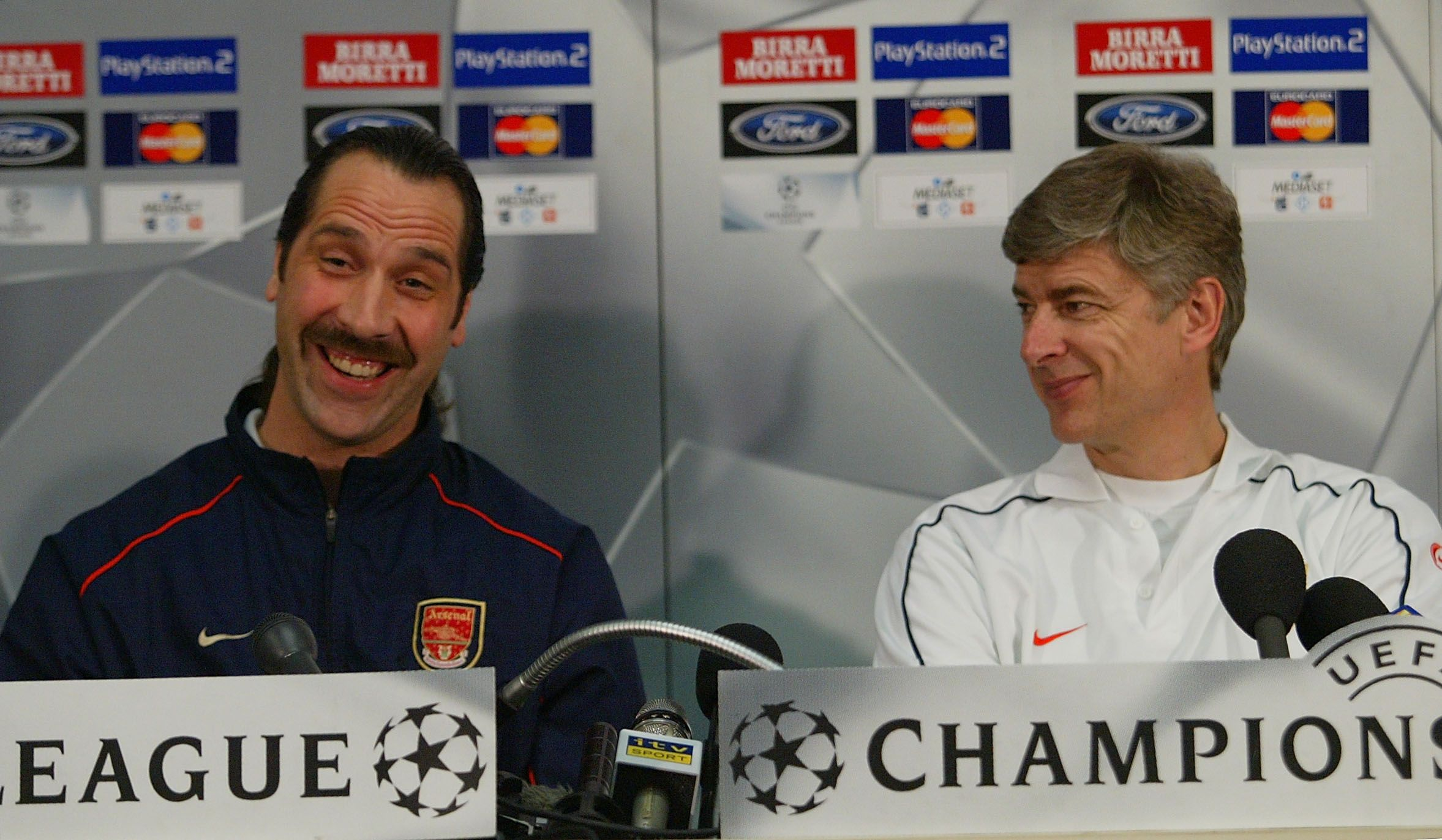 Seaman and Wenger