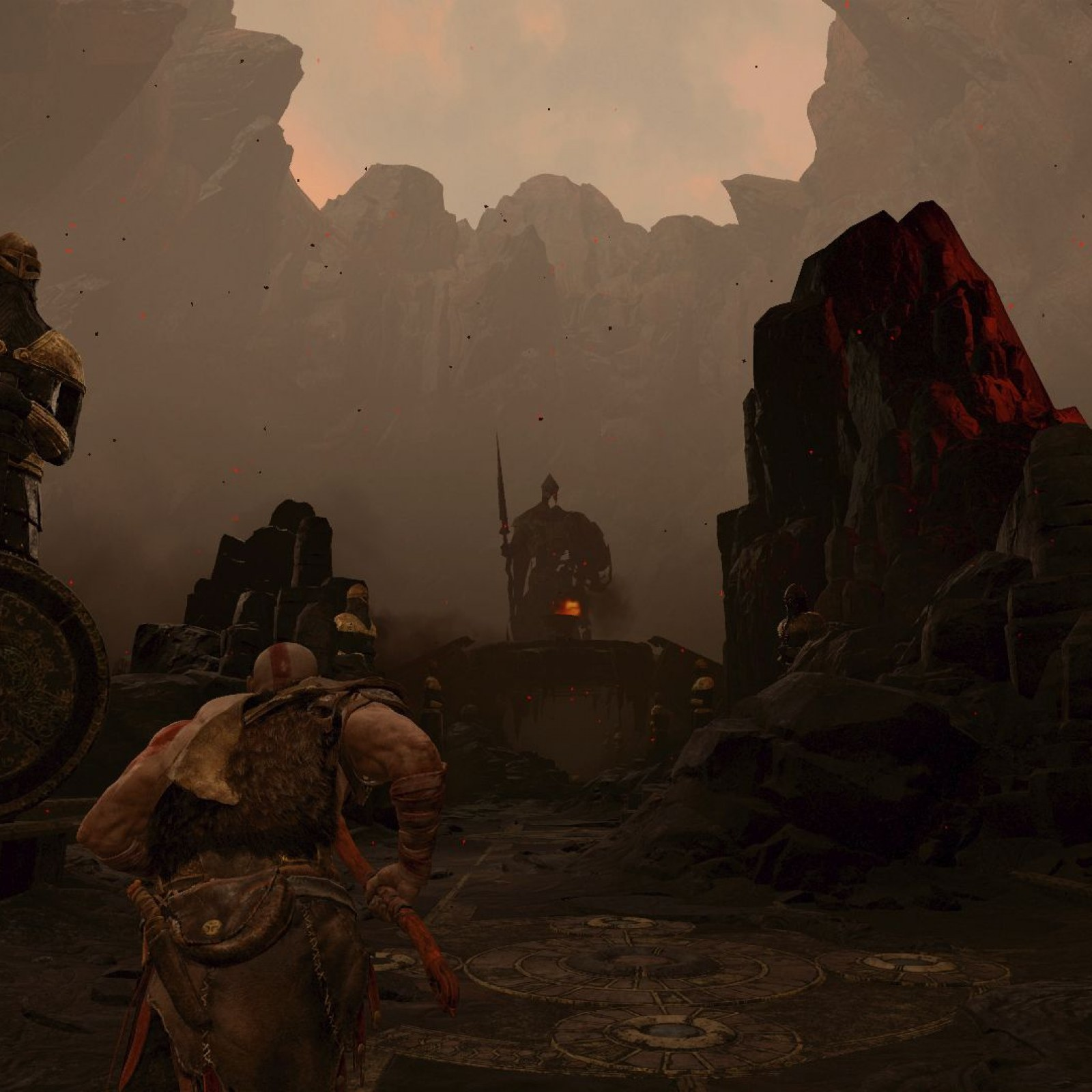 God of War' Frozen Flame: Tips for Beating Magni and Modi